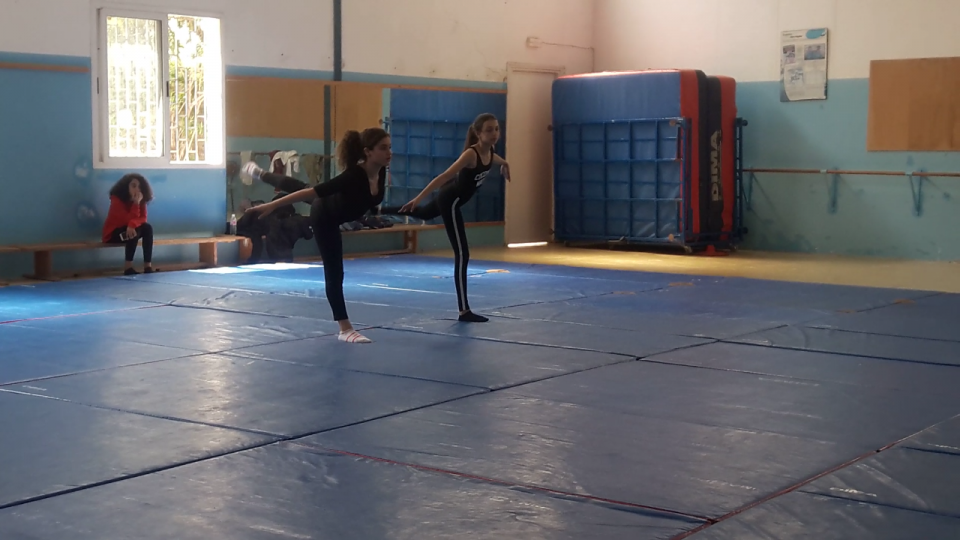 Rencontre AS gymnastique