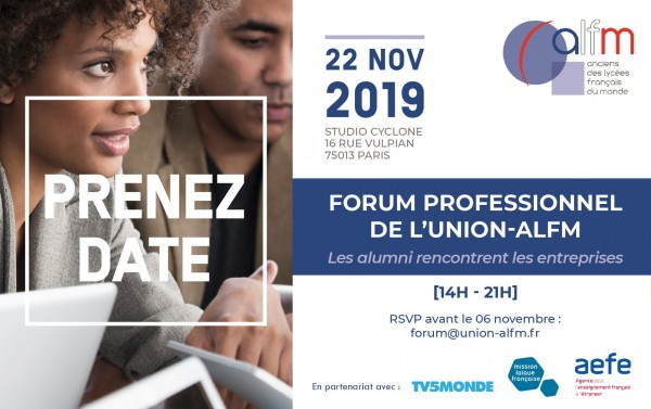 Forum professionnel de l'Union-ALFM